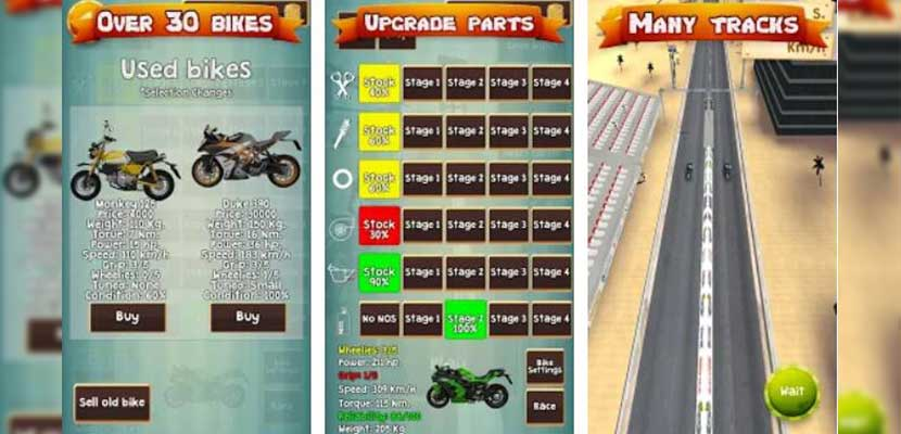 Drag Racing Manager