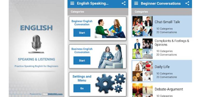 English Spaking Practice