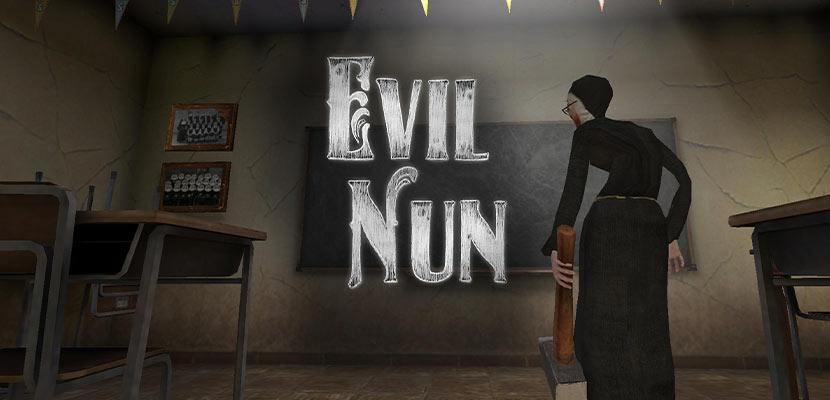 Evil Nun Horor di Sekolah
