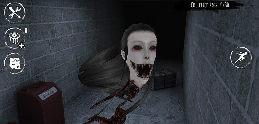 Eyes Scary Thriller Creepy Horror Game