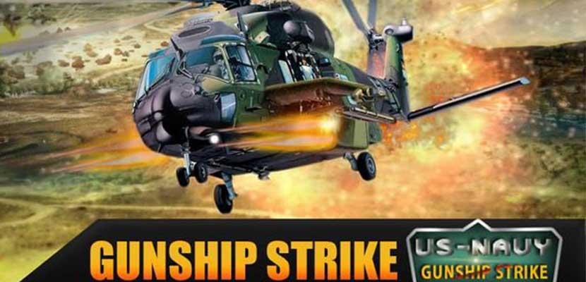 Gunship Helicopter Strike 3D