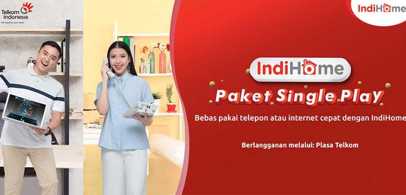 Harga Paket Indihome Internet Only Terbaru