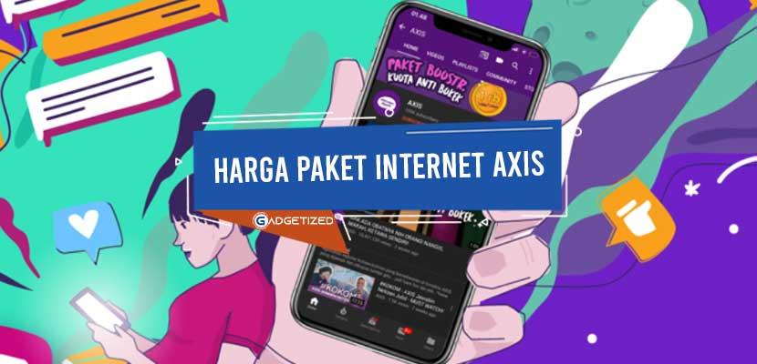 Harga Paket Internet AXIS Terbaru