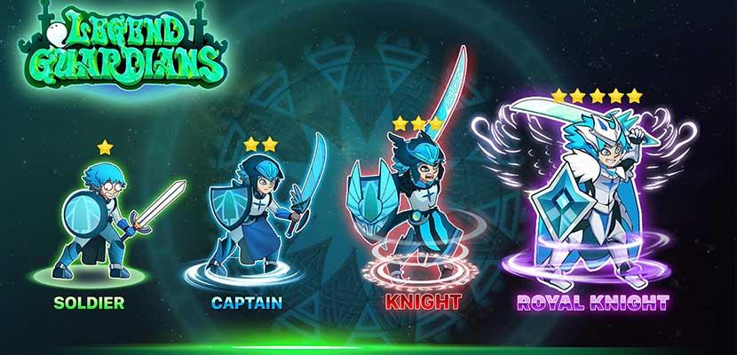 Legend Guardians – Epic Heroes Fighting