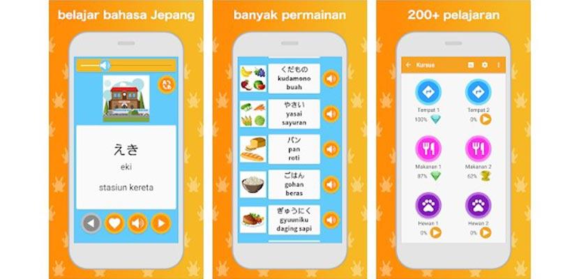 LuvLingua Belajar Bahasa Jepang
