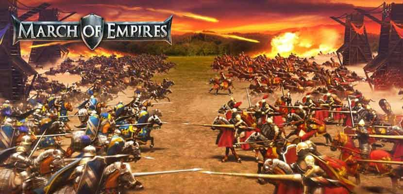 March of Empires War of Lords – MMO Strategy Game