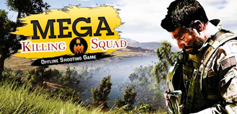 Mega Killing Squad Offline Shooting Game