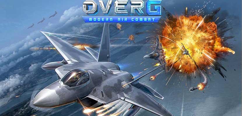 Over G Modern Air Combat