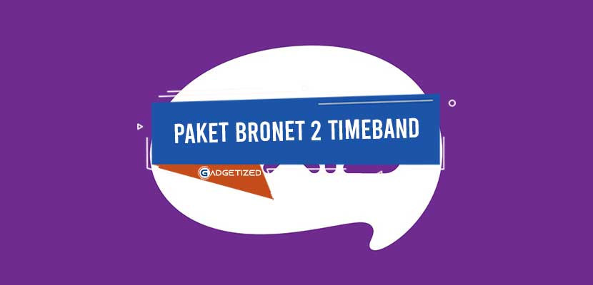 Paket BRONET 2 Timeband