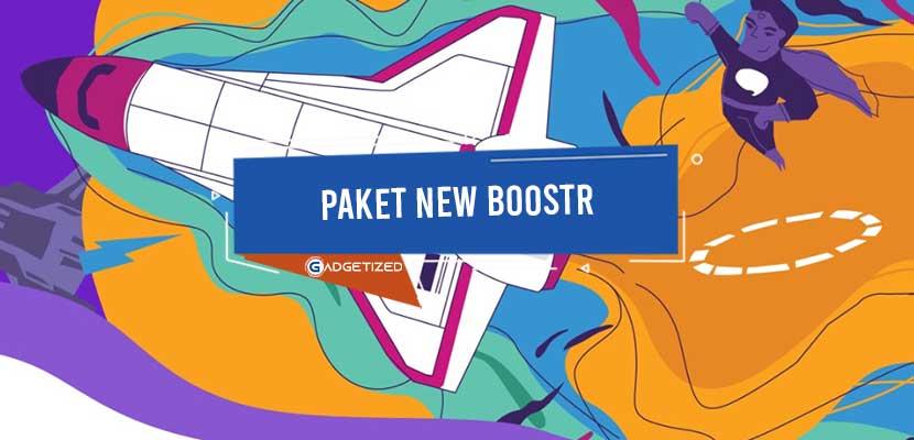 Paket New BOOSTR