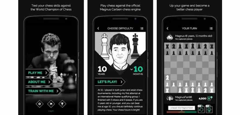 Play Magnus Chess