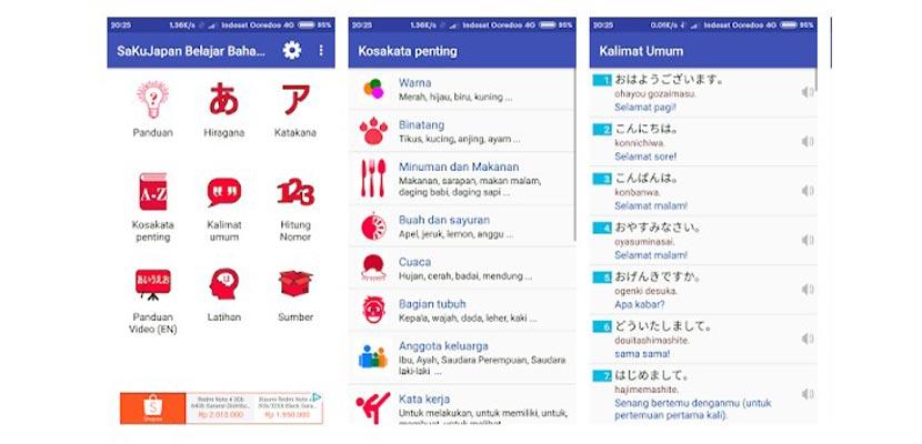 SakuJapan Belajar Bahasa Jepang Lengkap