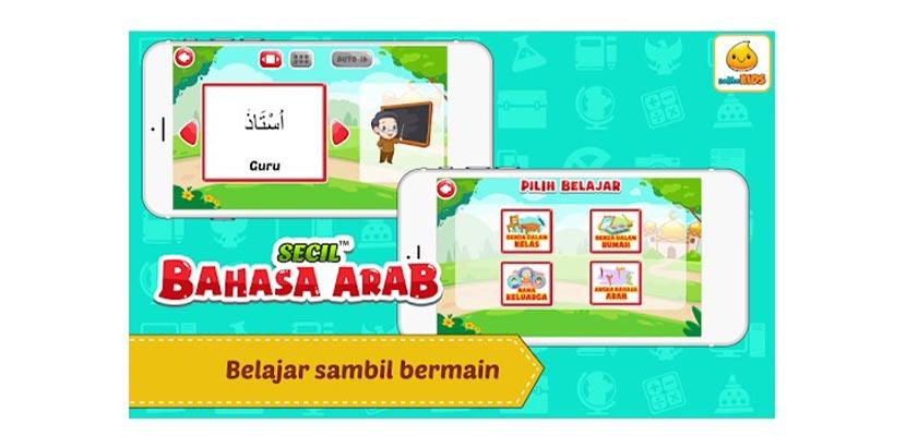 Secil Belajar Bahasa Arab Suara