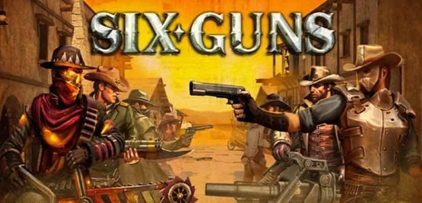 Six Gun Gang Shaowdown