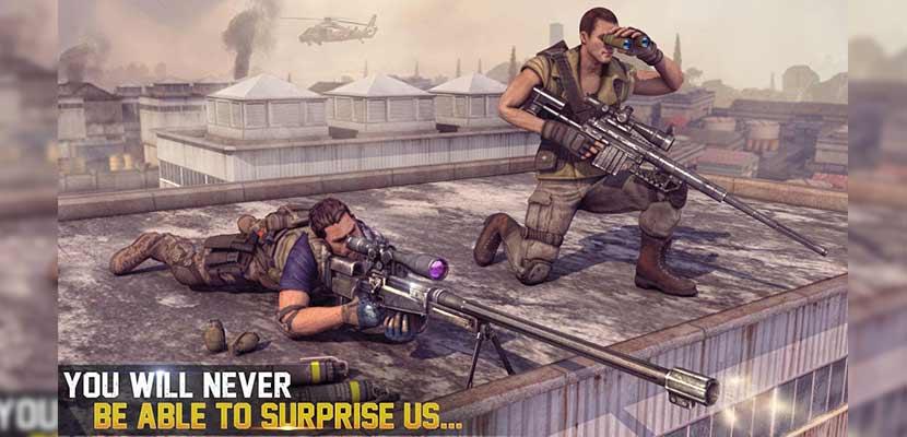 Sniper Shooting Battle 2019 – Gun Shooting Games