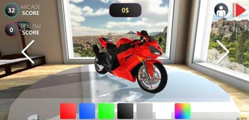 SouzaSim – Moped Edition