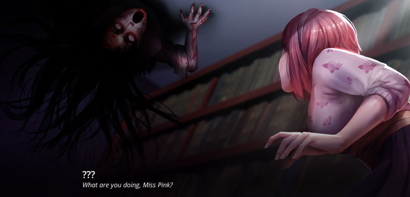 The Letter Best Scary Horror Visual Novel Game