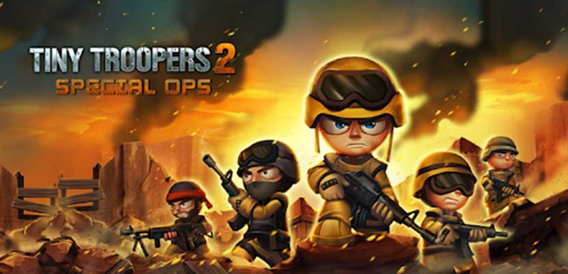 Tiny Troopers 2 Spesial Ops