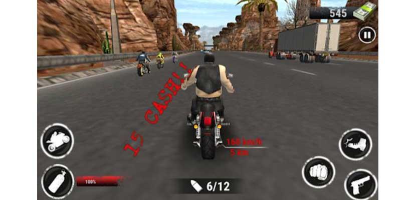 VR Highway Racing Stunt Rider