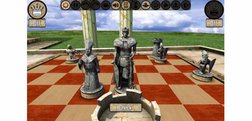Warrior Chess