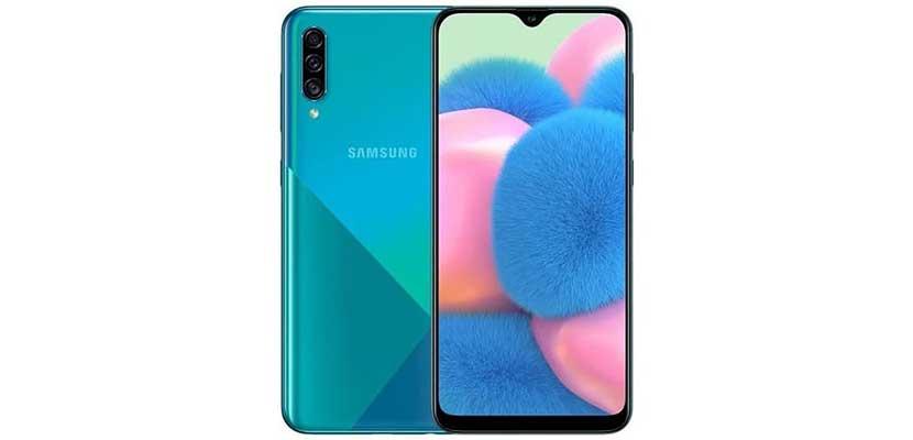 1. Samsung Galaxy A30s 1