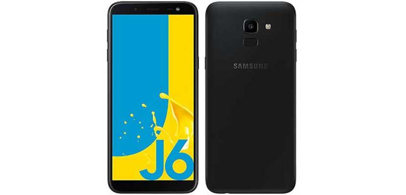1. Samsung Galaxy J6
