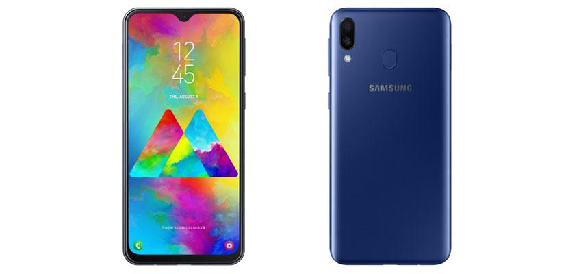 11. Samsung Galaxy M20