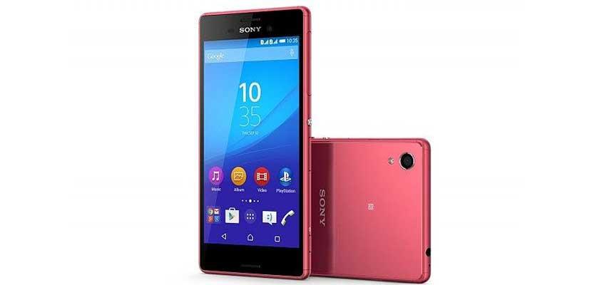 12. Sony Xperia M4 Aqua