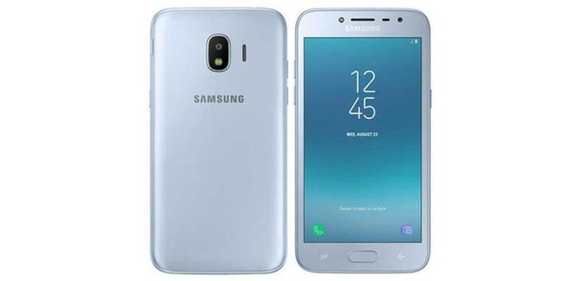 14. Samsung Galaxy J2 Pro
