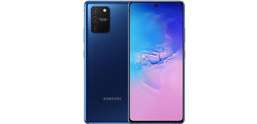 16. Samsung Galaxy S10