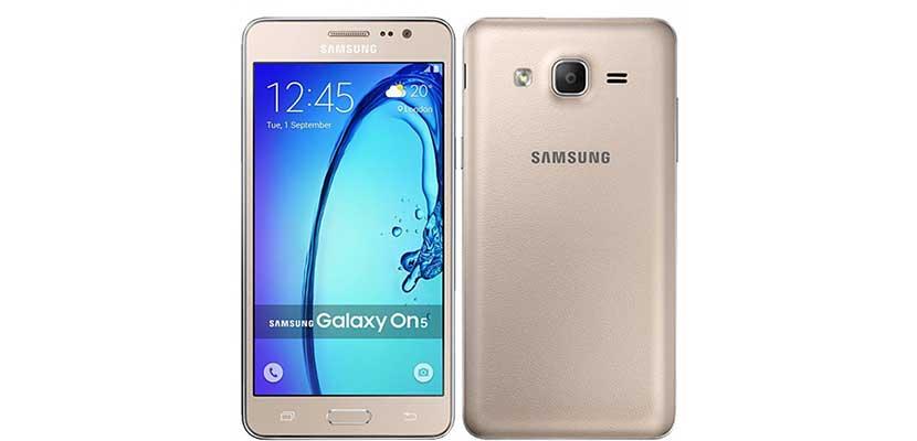 17. Samsung Galaxy ON5 Pro
