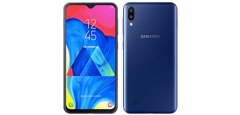 2. Samsung Galaxy M10