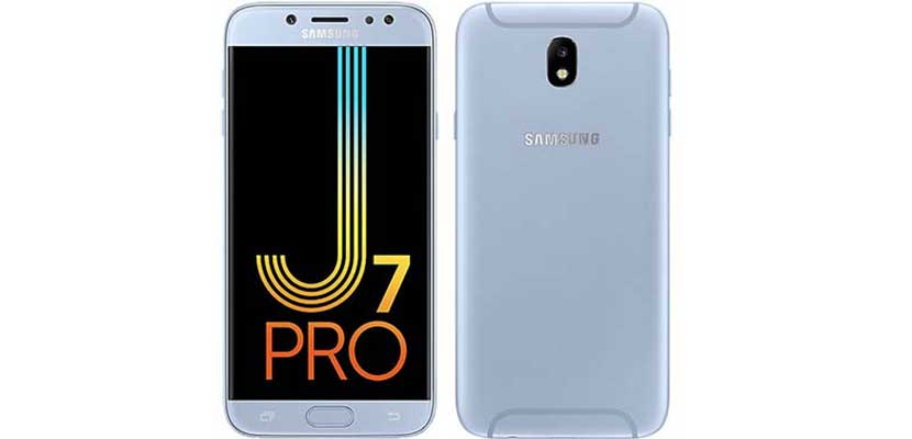 20. Samsung Galaxy J7 Pro