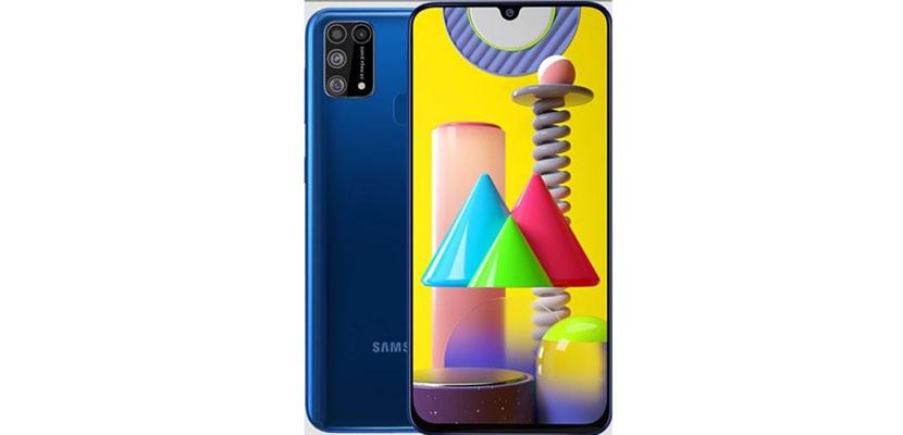 21. Samsung Galacy M31
