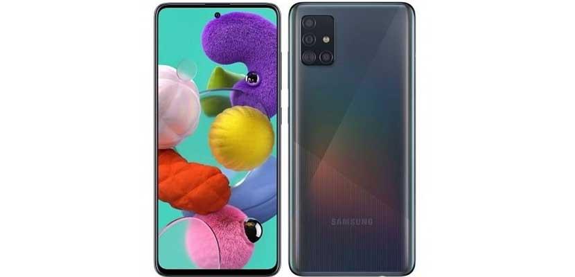 23. Samsung Galaxy A51