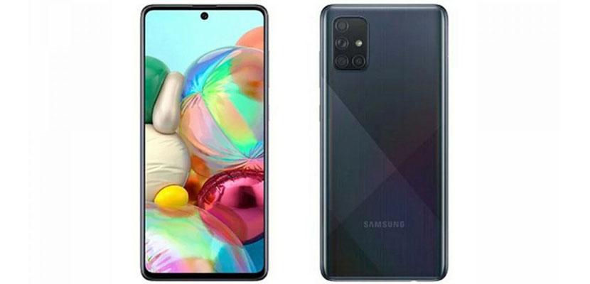 25. Samsung Galaxy A71