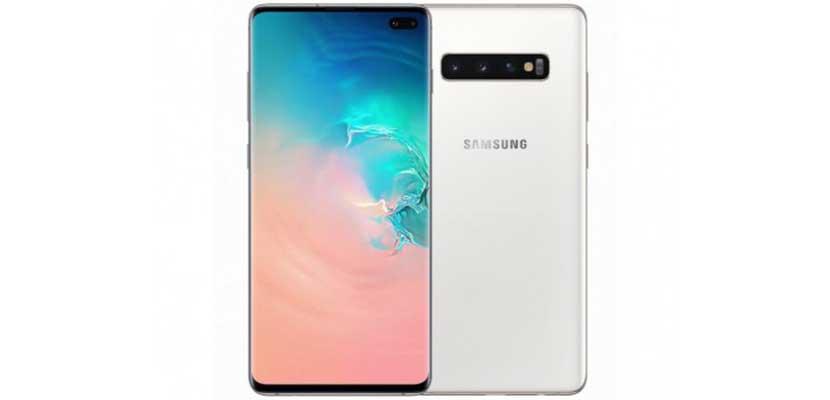 25. Samsung Galaxy S10