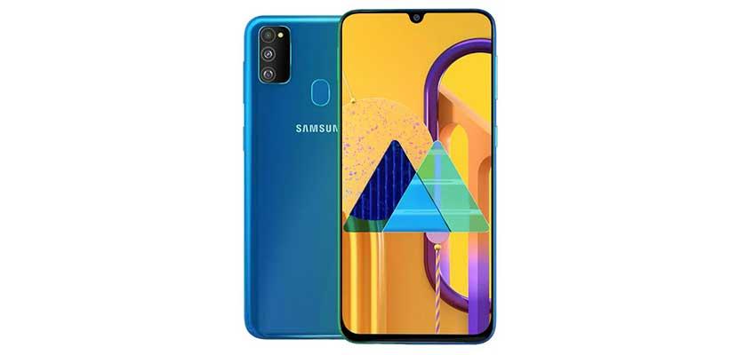 4. Samsung Galaxy M30s
