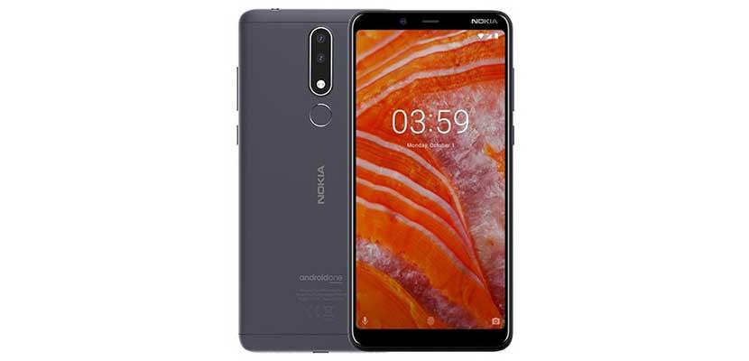 5. Nokia 3.1 Plus