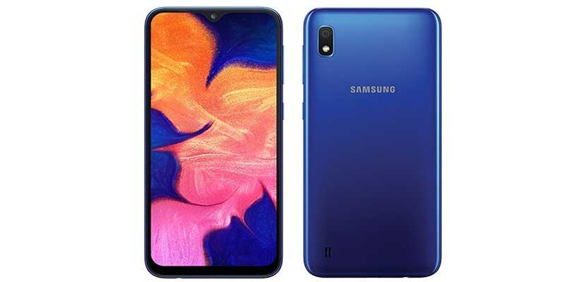 5. Samsung Galaxy A10