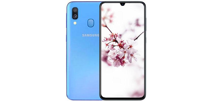 8. Samsung Galaxy A40