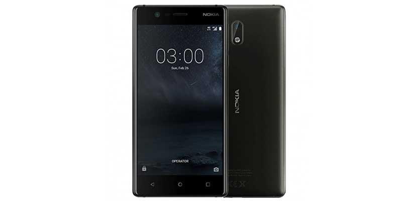 9. Nokia 3