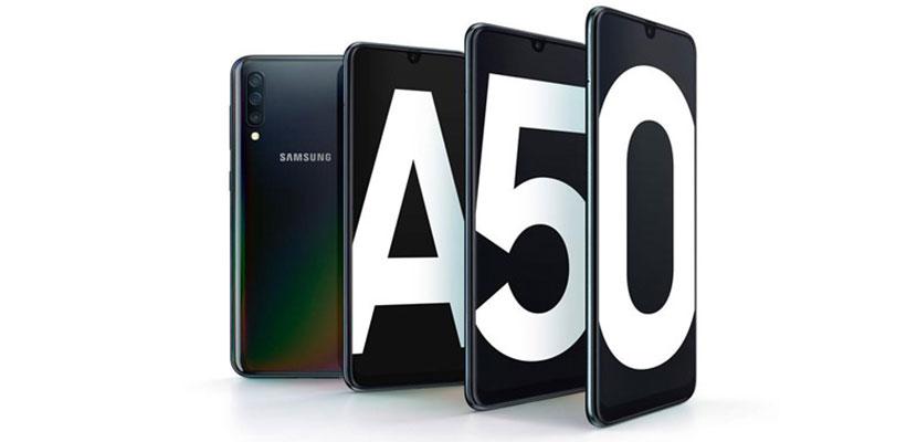 9. Samsung Galaxy A50