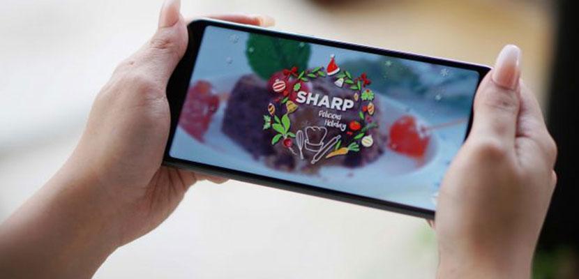 Harga HP Sharp 4G LTE