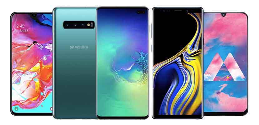 25 HP Samsung Terbaru 2020 : Murah & Terbaik - Gadgetized