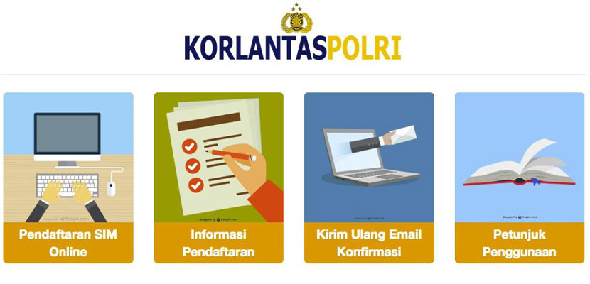 Kelebihan Registrasi SIM Online