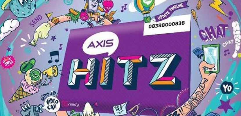 Kode Rahasia Axis Kuota Gratis 12 GB