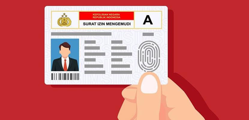 Langkah Pembuatan SIM Online