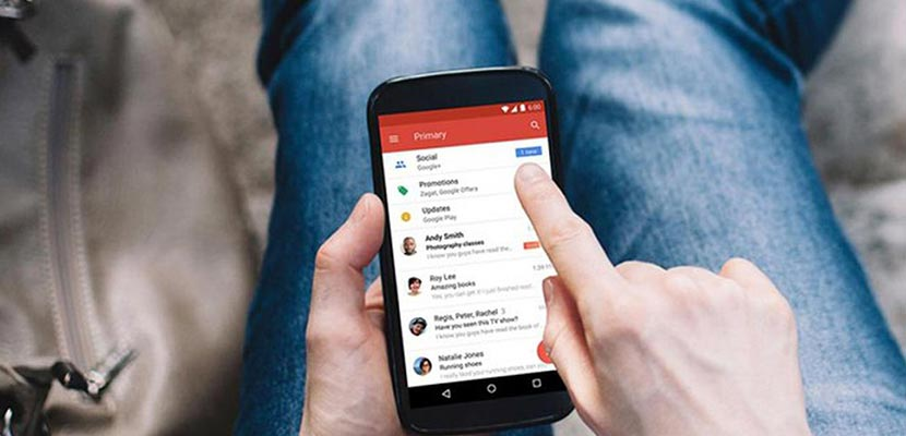 Membuat Email di HP Android