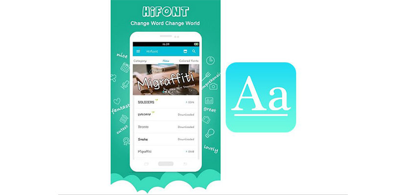 Mengganti Font Lewat Aplikasi HiFont